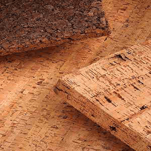 Natural Cork Isolation for Foundation Bases | Christie & Grey