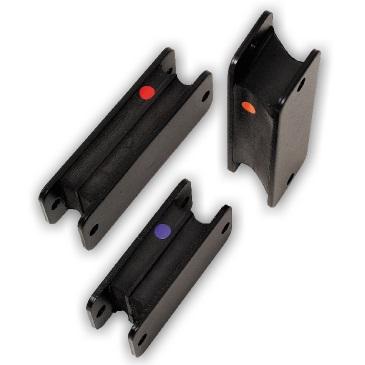 Rectangular Sandwich Mounts